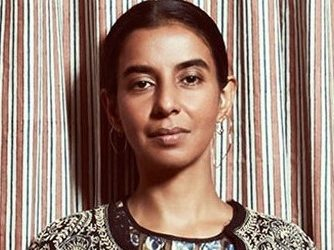 Stylist Ekta Rajani speaks at The Future of Fashion on June 4