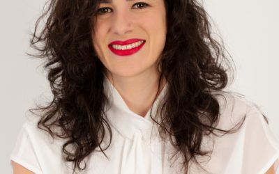 Sustainability Specialist from Oriflame Irene Arredondo speaks at The Future of Fashion