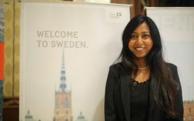 Visit Sweden at Destination Sweden, with Ruth Dola